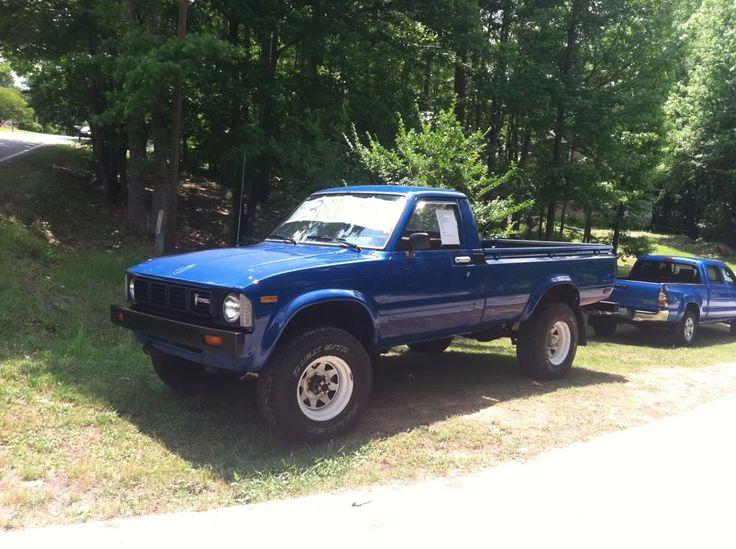 1981 Toyota Pickup Vehicles I Owned Pinterest Toyota
