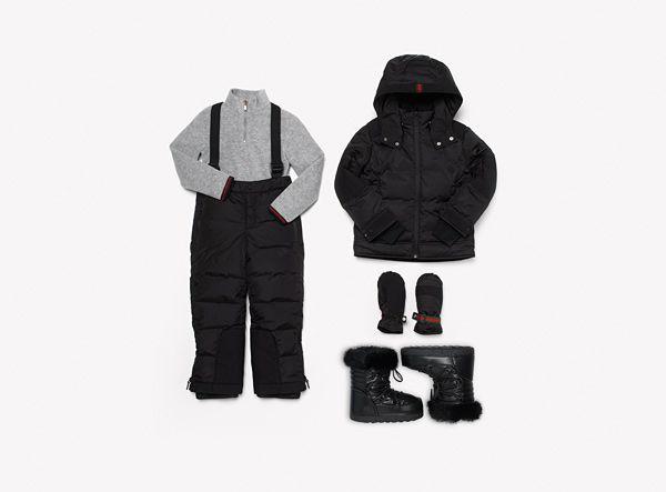 Gucci Kids – Çocuk ve Bebek Kayak Koleksiyonu | elitstil.com
