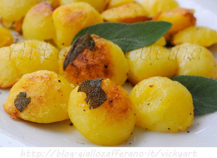 Patate alla parigina ricetta facile pomme parisienne, ricetta veloce, contorno saporito, ricetta facile, patate agli aromi, ricetta sfiziosa con patate