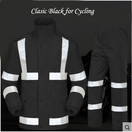 >> Click to Buy << Hooded Raincoat Women Men Rain Coat Motorcycle pants fishing impermeables para lluvia mujer capa de chuva para motoqueiro gear s #Affiliate