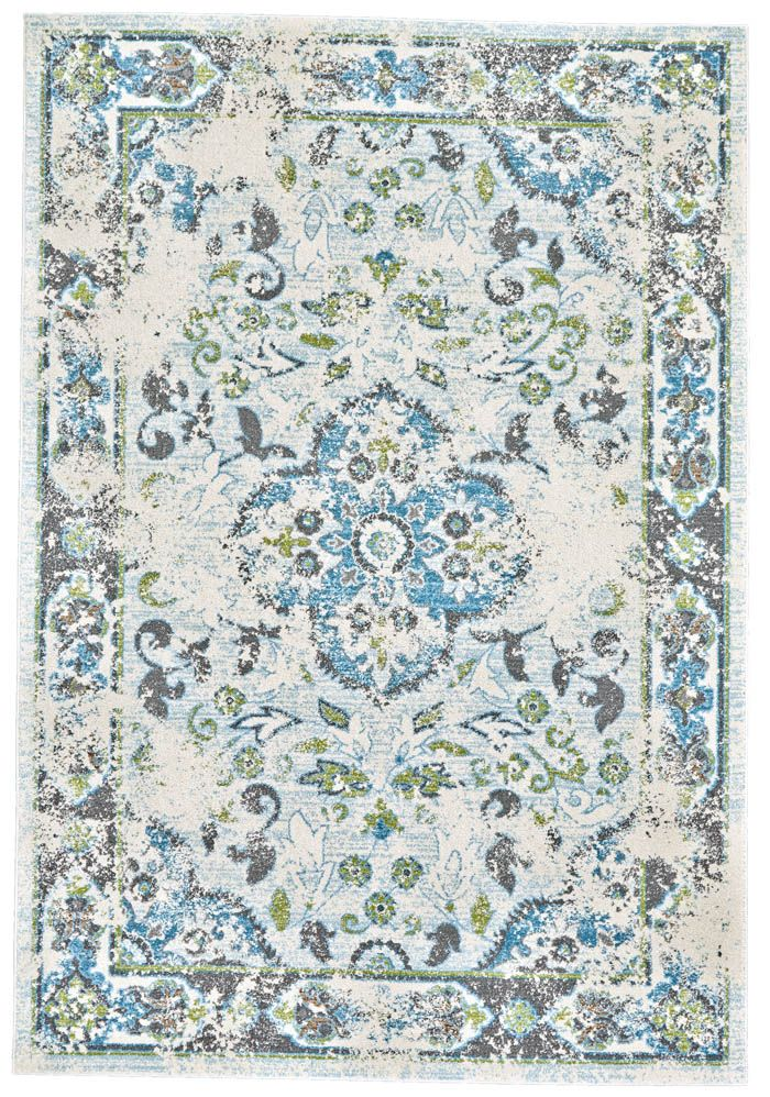 This Aqua Seabreeze Rug features bold floral designs and scrolled patterns that leave us with a romantic, feminine, and sophisticated vibe. Because of its light hued palette, pair with darker furniture for beautiful contrast. $62-$876. Buy here. Related posts: nuLOOM … Continue reading →