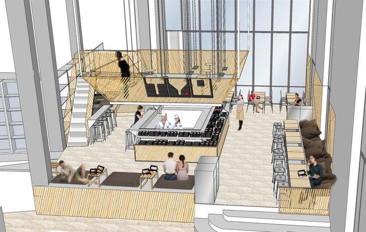 """Résultat de recherche d'images pour """"palais de tokyo restaurant"""""""