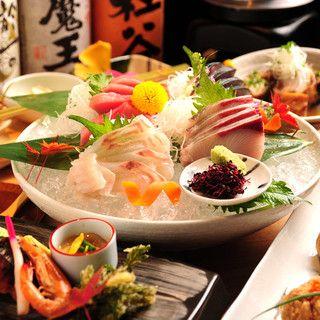 「名古屋駅周辺」「魚介料理・海鮮料理」「個室あり」のレストランランキング[食べログ]
