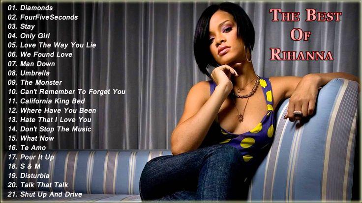 Billboard top 50 this week Rihanna Greatest Hits The Best Song Full Albu...