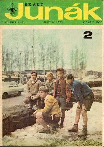 Skaut Junák, Ročník XXXII. (1969, 2-6, 9-24, 26-32 a poslední ...