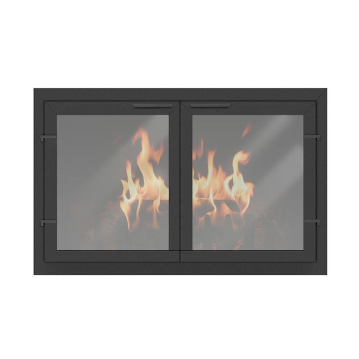 Fireplace Door glass fireplace doors : 16 best Fireplace Glass Door Resources images on Pinterest