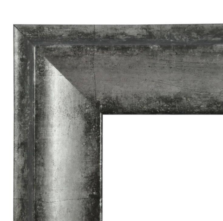 American Made Rayne Sterling Charcoal Extra Tall Mirror Size 31.5x72 - R065XT ~Suggested Retail~