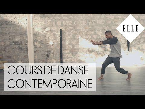 Cours de danse contemporaine pour Débutant I ELLE Danse - YouTube