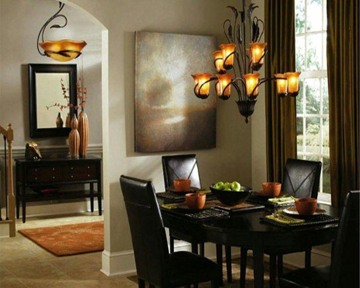 Contemporary Dining Room Light