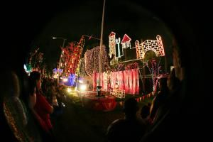 Santa's Enchanted Forest, 2014-2015