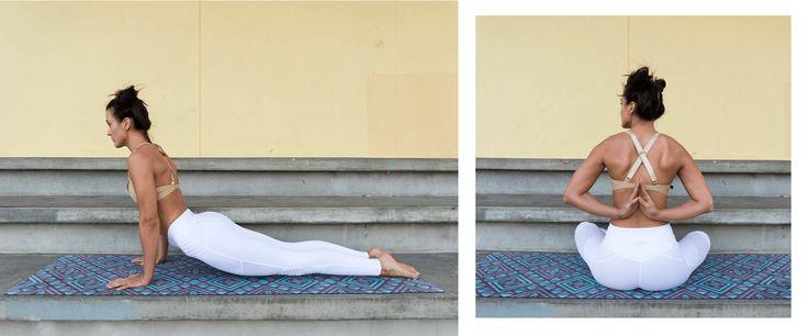 Time to yogi and shine