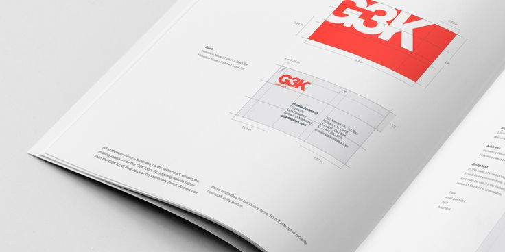 G3K » BridgerConway #Iconika #Likes #Brand #guidelines #Design