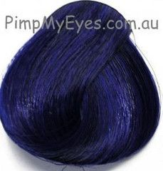 Directions Midnight Blue Hair Dye La Riche