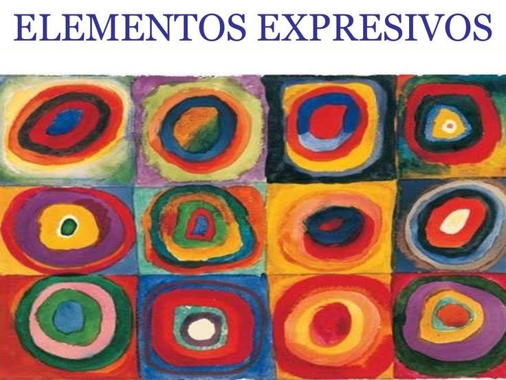 Elementos expresivos by victornuria via slideshare