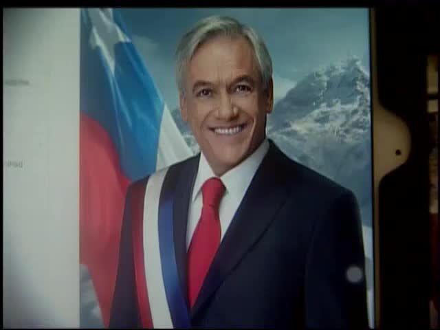 Ex-Presidente De Chile Viene A RD A Dictar Conferencia #Video