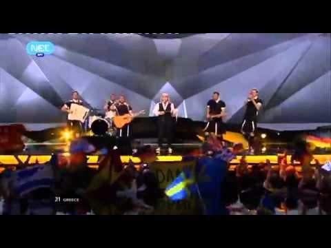 greece eurovision alcohol
