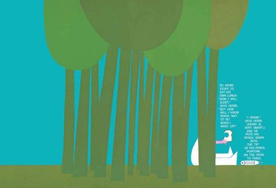 by Saul Bass, via biroRobotLeonor Klein, Saul Bass, Textiles Design, Illustration, Come Soon, Graphics Design, Paris Texts, Henry Walks, Children Book