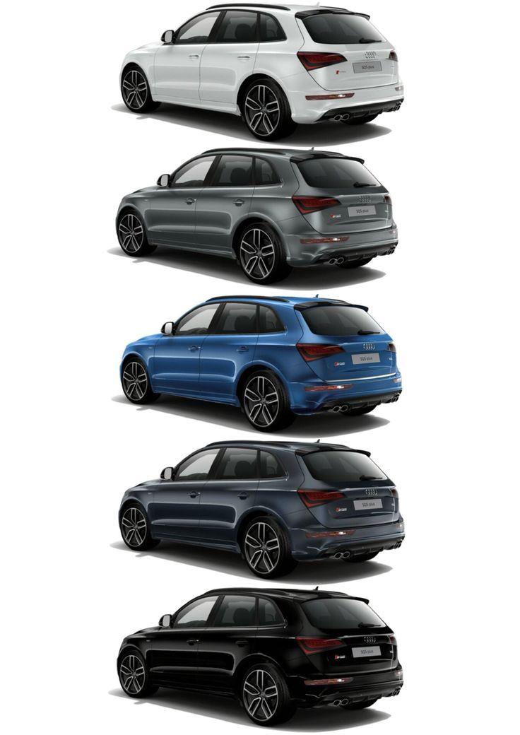 Audi SQ5. Yep!