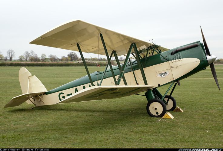 Parnall Elf 2 aircraft picture