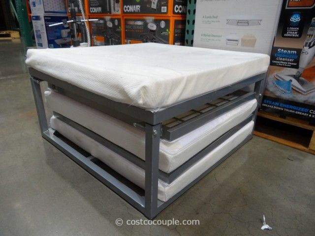 Novaform Stowaway Folding Bed Costco In 2019 Folding