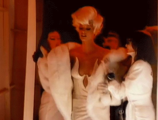 """Moulin Rouge Meets Vegas!"" An Oral History of George Michael's 1992 ""Too Funky"" Video"
