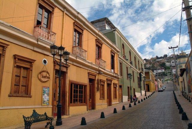 Barrio Inglés, Coquimbo, IV Región, CHILE