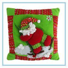 Resultado de imagen para imagenes de almohadas navideñas 2010