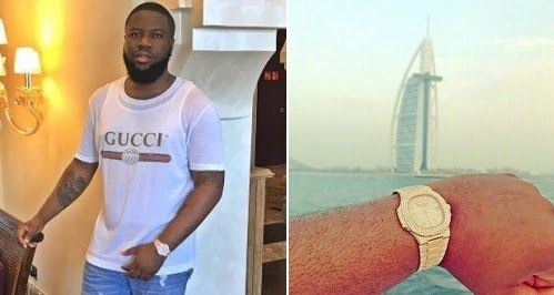 It all started when the Malaysian-Based Nigerian Big Boy Hushpuppi threw shade at Phyno and Ice Prince while accusing them of wearing fake Patek Watches. The Watch is said to be worth over N40 million.. But then Hushpuppi who is known for his luxurious lifestyle claimed the watch Phyno and Ice Prince wore were both Fake.  If you dont want people to patronise pirated copies of your work dont patronise pirated copies of others work said Hushpuppi in his SnapChat diss.  It immediately turned…