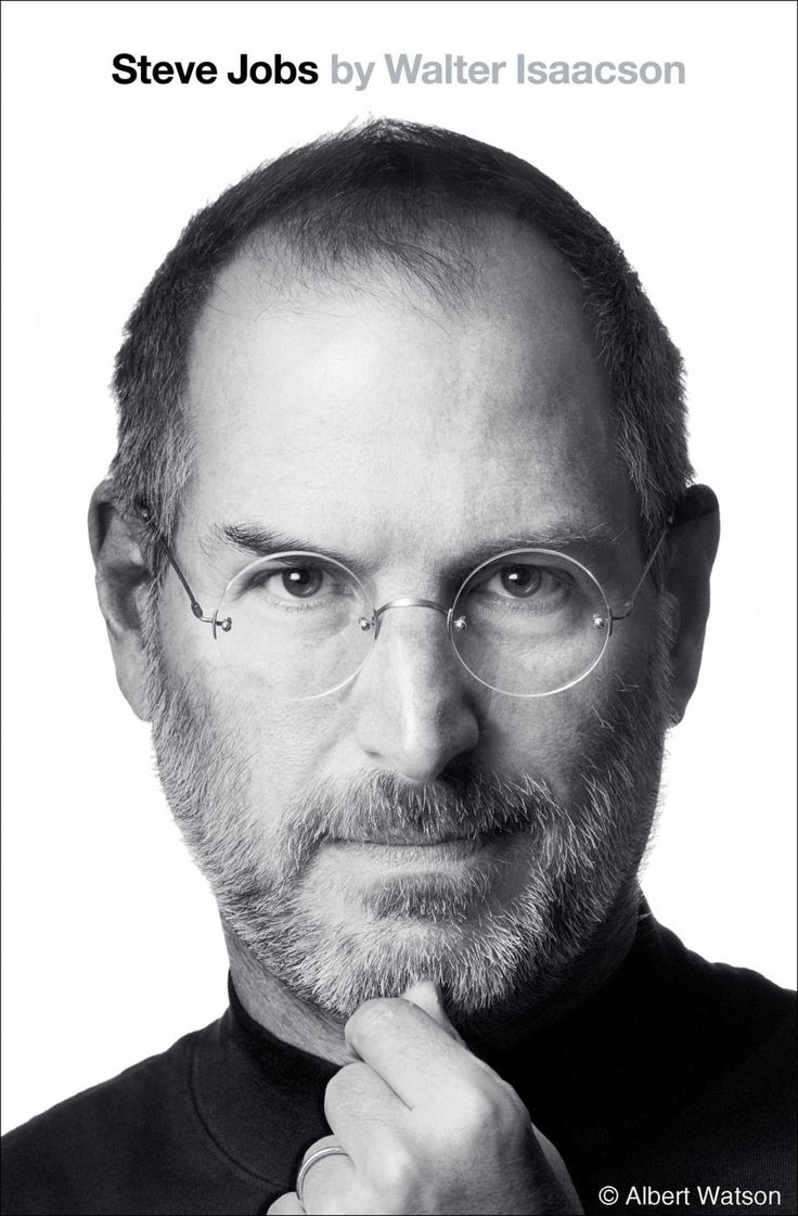 'Steve Jobs' by Walter Isaacson