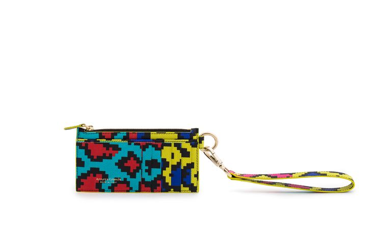 Azzurra Grochi spring/summer bags collection, pixel purse