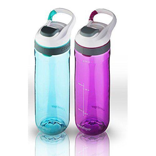 Contigo Autospout Addison Water Bottle 32 Ounce Ocean
