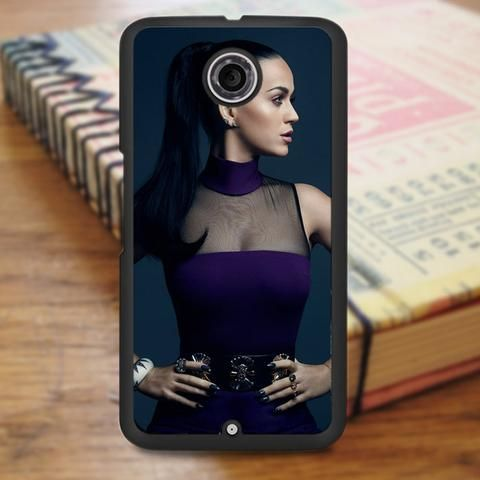 Katty Perry Best Singer Nexus 6 Case