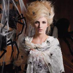 spiderweb shawl martha - Google Search