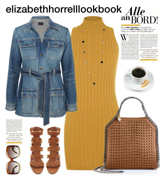 """""""My Wardrobe Adventures!"""" by elizabethhorrell ❤ liked on Polyvore featuring Forever 21, WearAll, Dorothy Perkins, ZAK, Yves Saint Laurent, STELLA McCARTNEY and Tom Ford"""