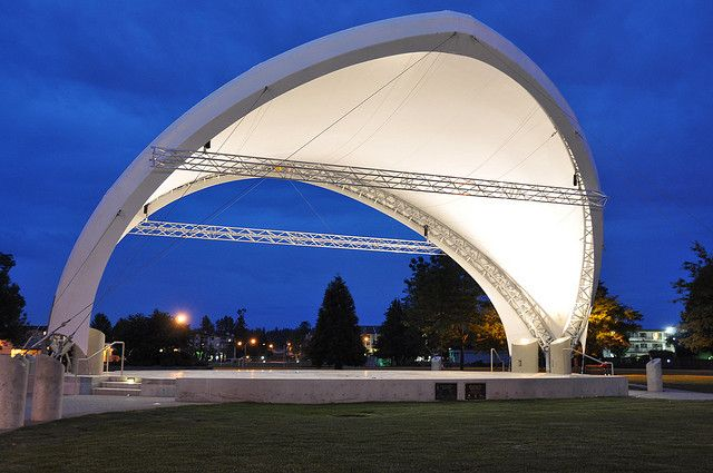 Tentnology Style Band Shell Band Shells Pinterest