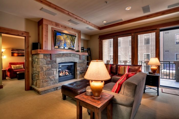 """""""Catamount"""" vacation condo in The Village at Northstar 