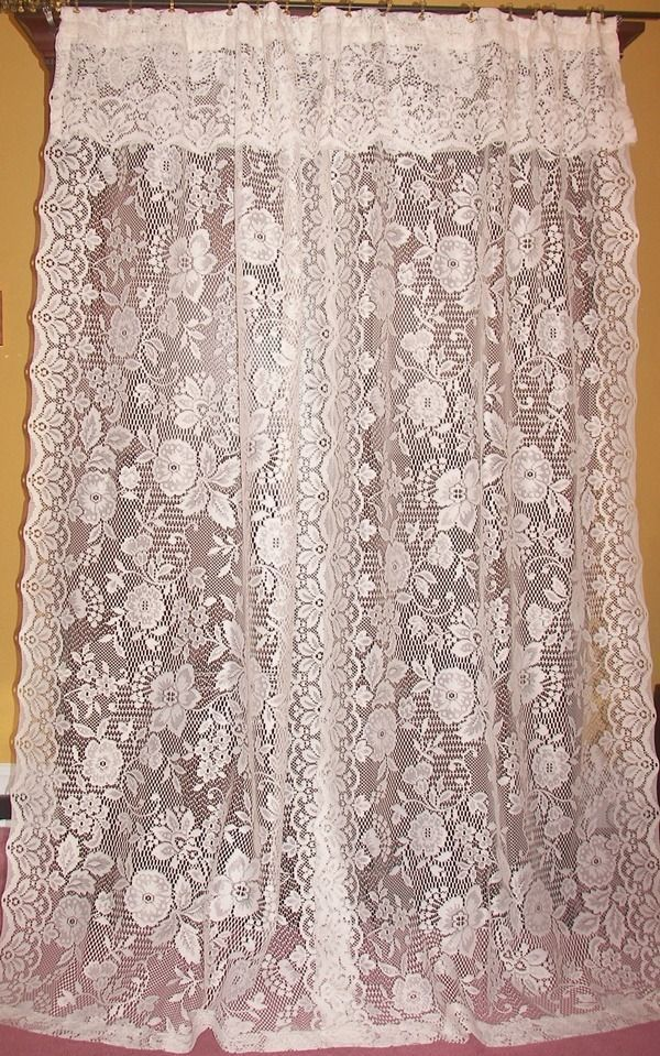 87 Best Images About Vintage Curtains Drapes On Pinterest Curtains Drapes French Country