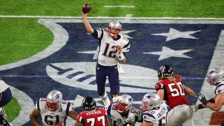 Tom Brady ranked number 1 by fellow NFL players