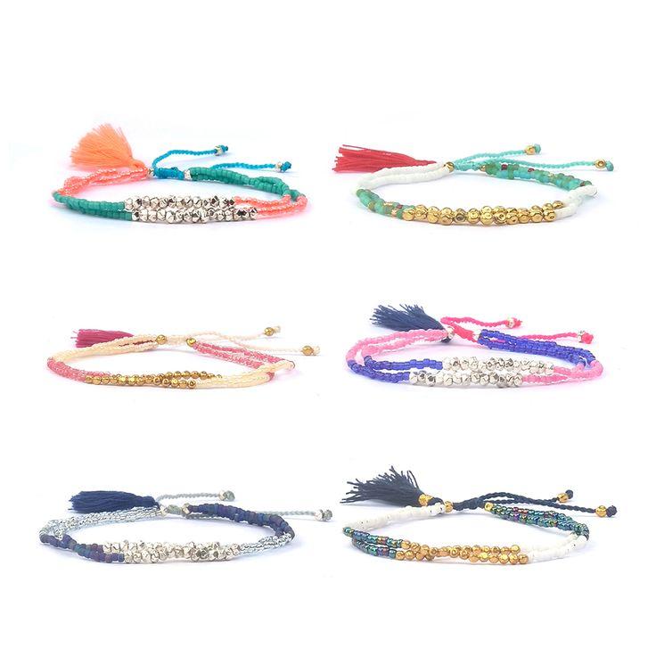 Bracelet Femme Boho Bracelets Women Love Bohemian Men Jewelry Diy Bijoux Seed Bead Handmade Tassel Crystal Friendship Fashion-in Strand Bracelets from Jewelry & Accessories on Aliexpress.com   Alibaba Group