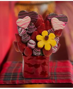 Let me Call you Sweetheart scent free fruit bouquet are great for all occasions and make great gifts ideas or decorations from a proud Canadian Company. Great alternative to traditional flowers or fruit baskets