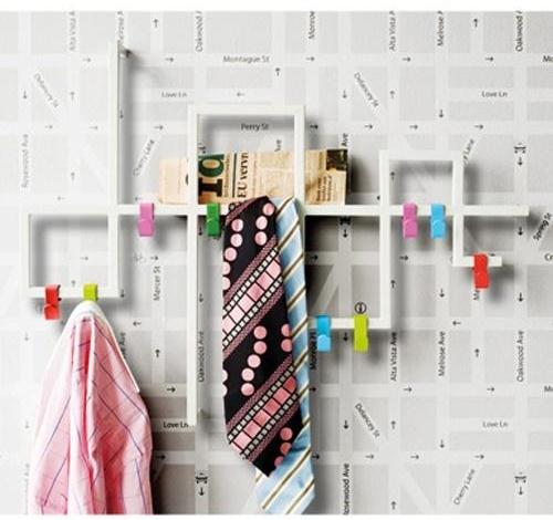 Present Time Hooked (kapstokken) | BESLIST.be | € 69,95 bij Expert-Shops.be