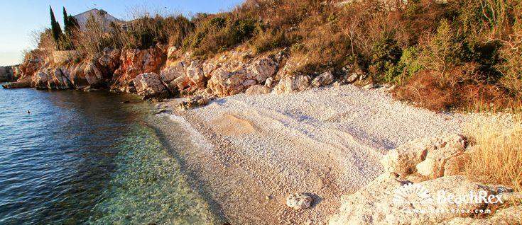 Beach Škrpun - Novi Vinodolski - Kvarner - Croatia