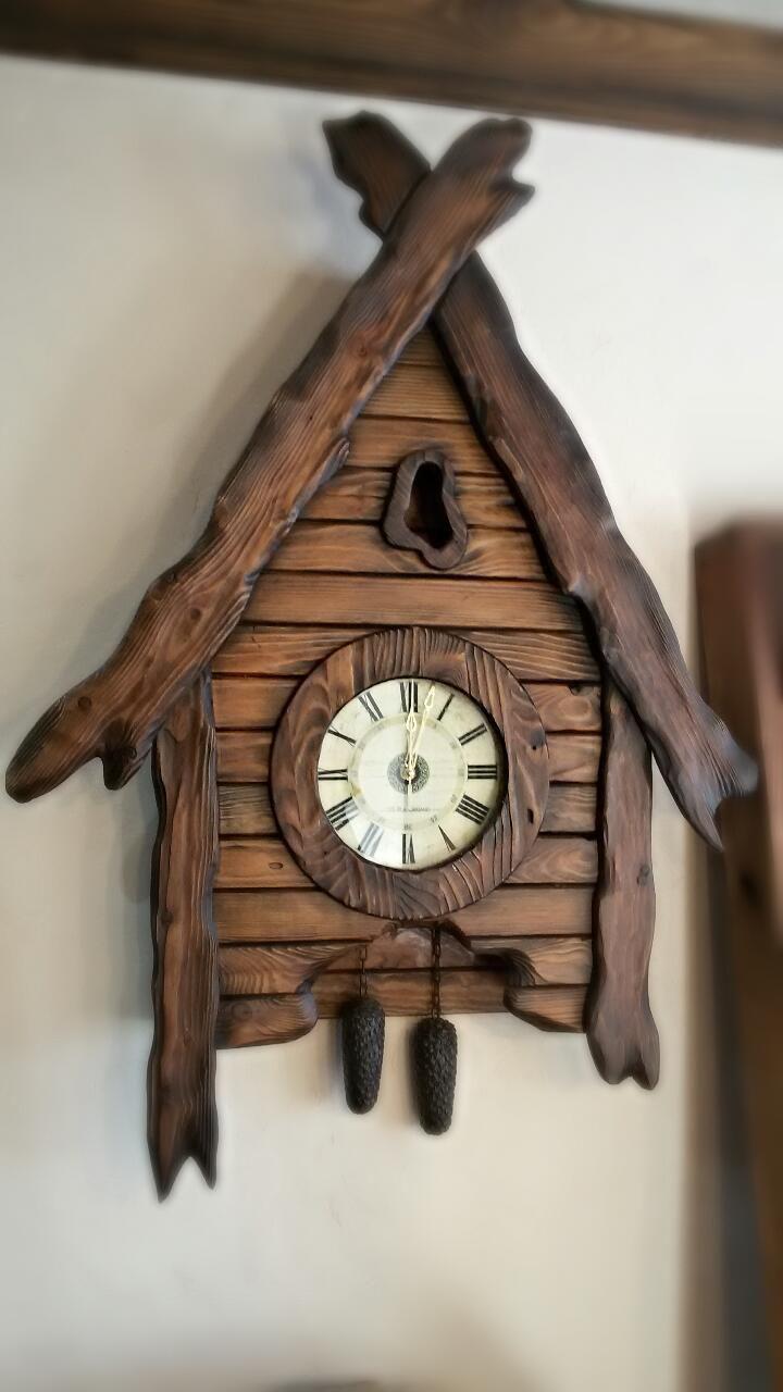 Часы - часы настенные, подарок на день рождения, предмет интерьера, прекрасный подарок