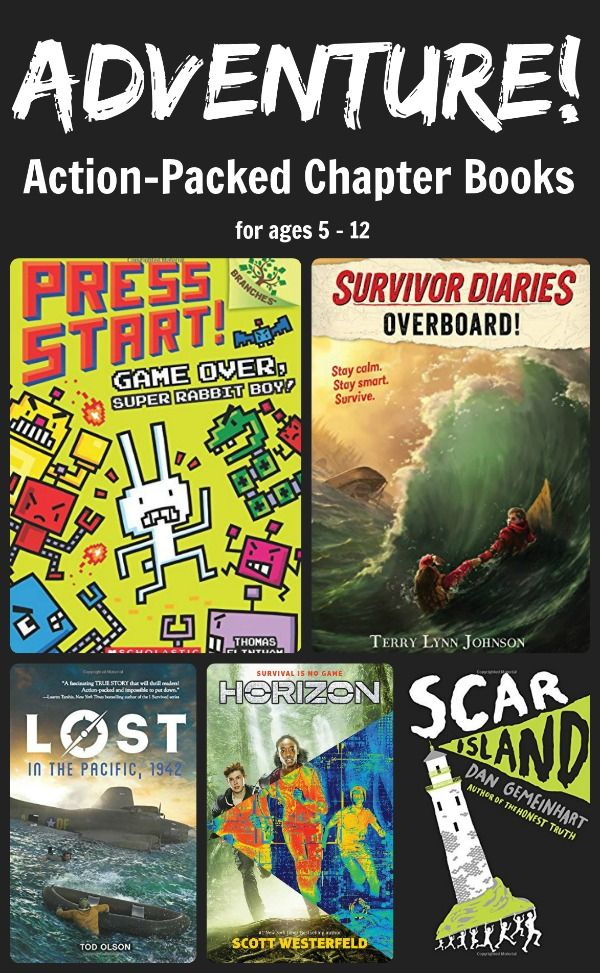 Text Quest: 50 Best Adventure Books Of All Time ...
