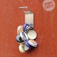 Johnny Catch - Abridor de botellas magnético y muy original