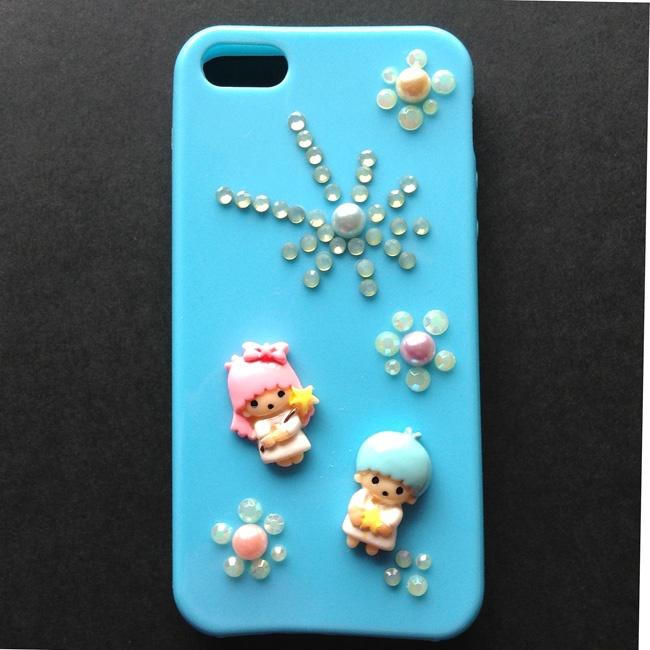 COVER PER CELLULARE #cover #phone #kawaii #LittleTwinStar #DIY #phoneCase