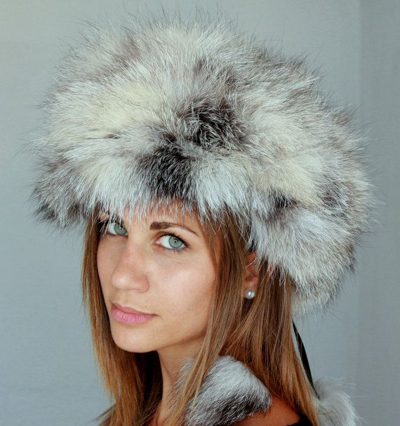 Traditional Beautiful Hat made with premium fox Fur