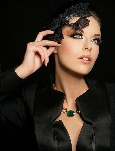 Lebanese Makeup Artist by HalaAjam, via Flickr
