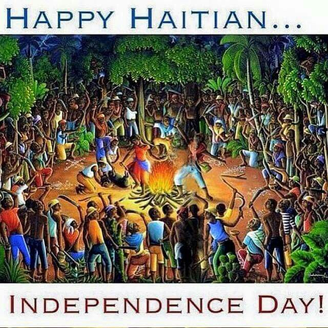Haitian Independence Day                                                                                                                                                                                 More