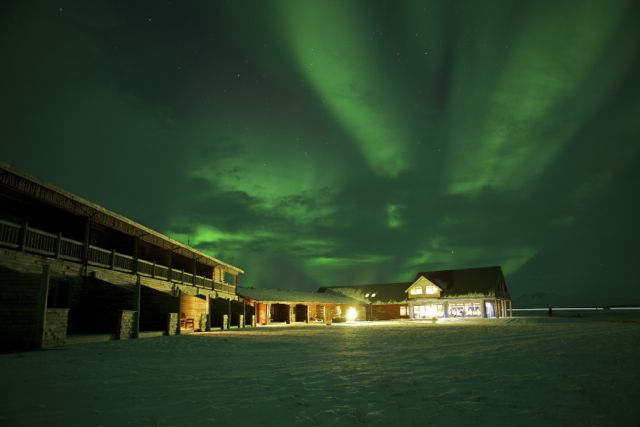 Hotel Rangá, Northern Light / Aurora Borealis , best luxury countryside resort South Iceland. MUST STAY HERE